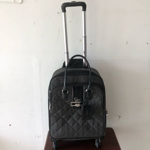 Guess luggage rolling carryon